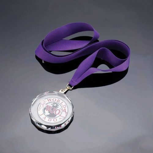 Imperial Glass Medal 70mm